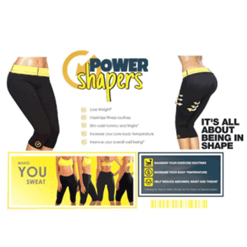POWER-SHAPERS
